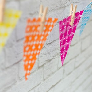 How To Make Paper Banner: Easy DIY Tutorial Using Copier Paper and Colored Pencils