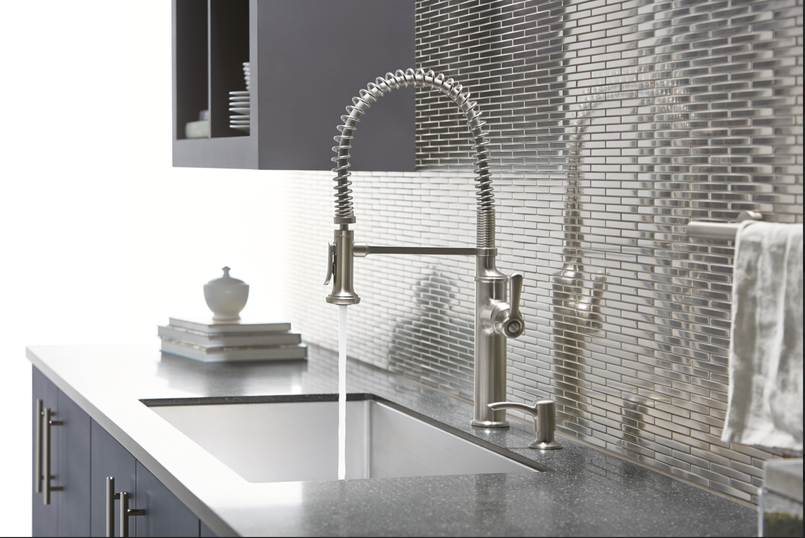 Kitchen Faucet Installation