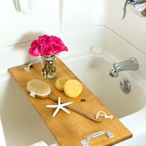 Bath Caddy DIY
