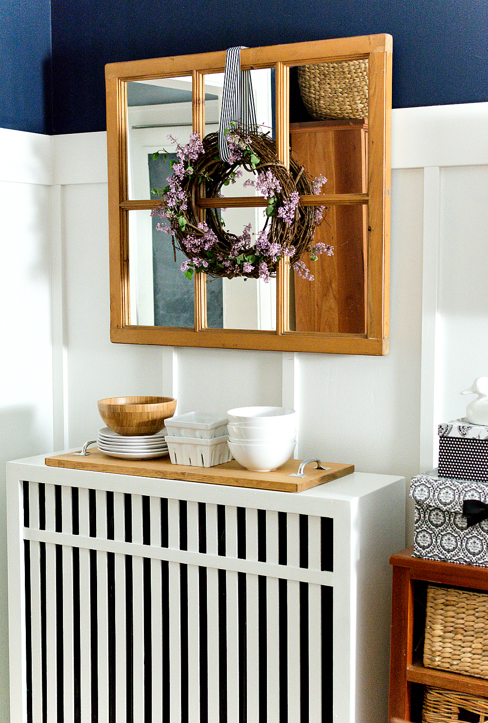 The Dining Room Is Back 4 Ways To Revive Your Fabulous: Summer Home Tour ... With Lilacs