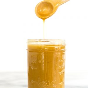 Easy Honey Mustard Dressing