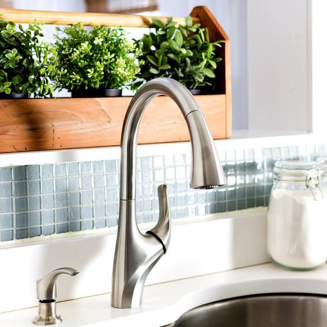 Successfully installed my new kohlerco kitchen faucet from homedepot andhellip
