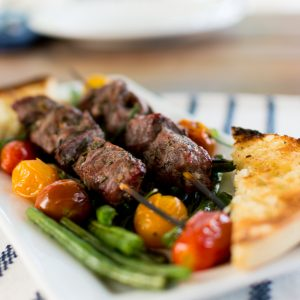 Rosemary Beef Skewers from HelloFresh