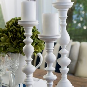 Annie Sloan Chalk Paint Pillars