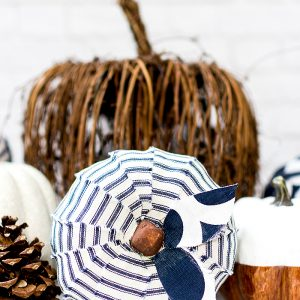 Dollar Store Pumpkin Craft Ideas