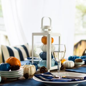 Thanksgiving Table Setting … And Turkey Talk