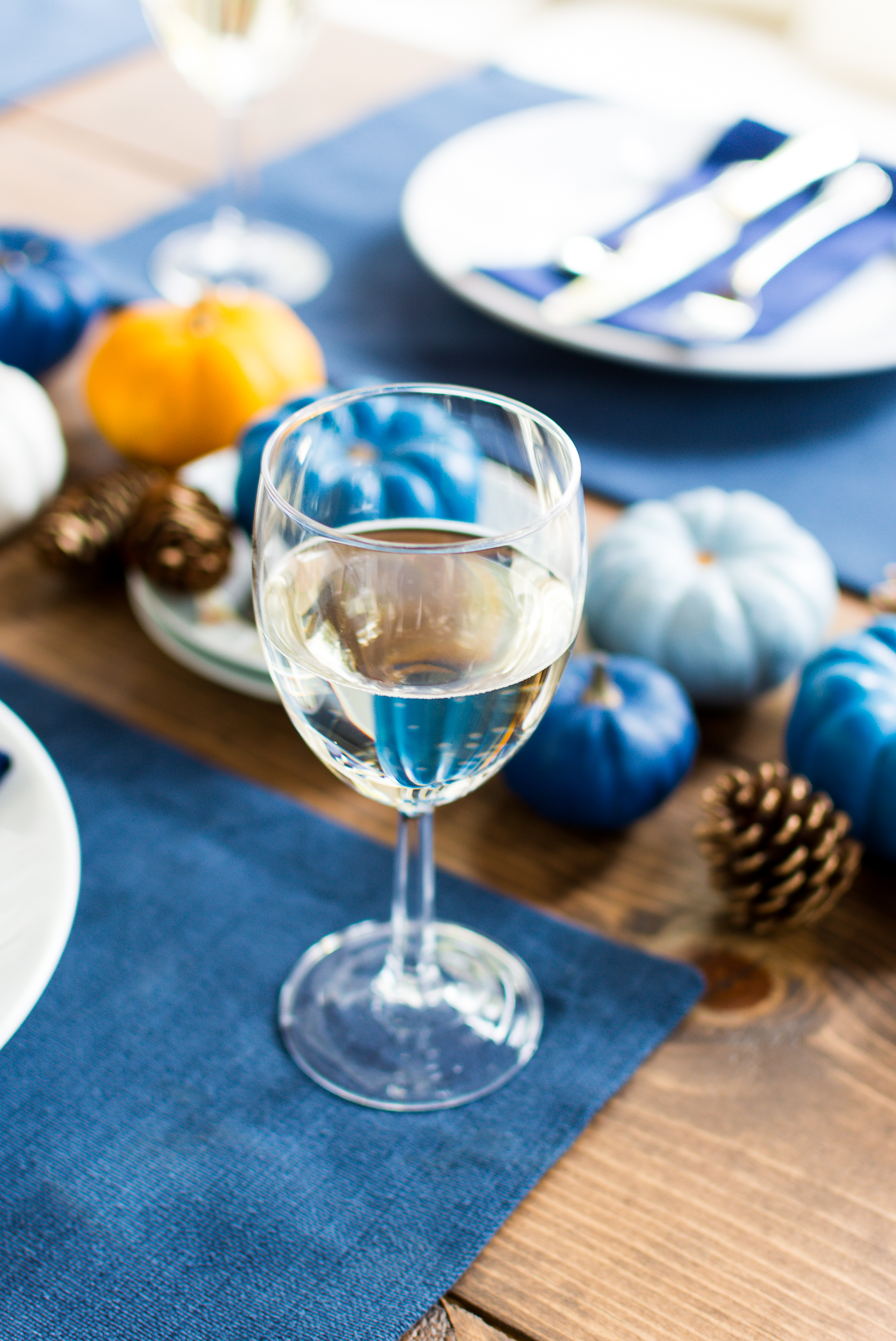 thanksgiving-table-setting-idea-navy-blue-white-orange-with-gallo-wine-pinot-grigio-itallstartedwithpait-com-37