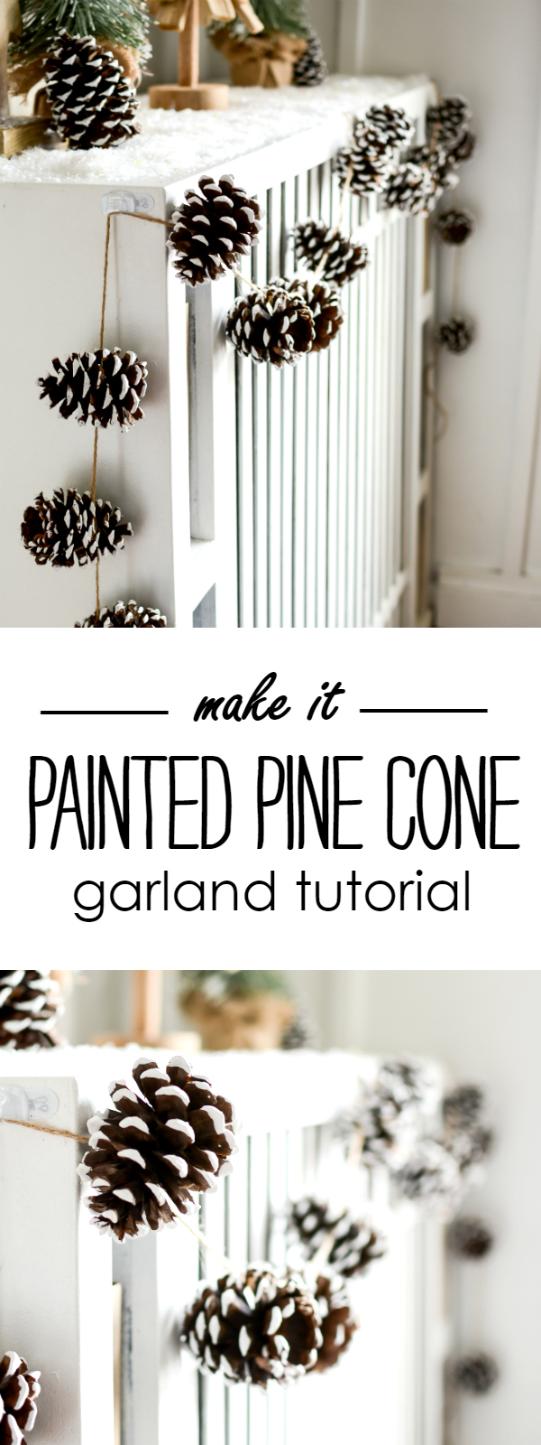 painted-pine-cone-garland-tutorial