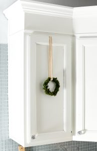 Decorating with Wreaths Indoors
