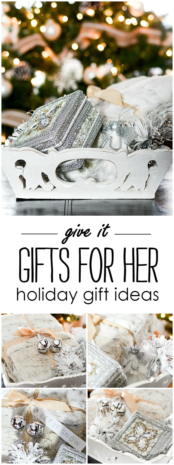 Gift Ideas for Women, Girls, Her @It All Started With Paint