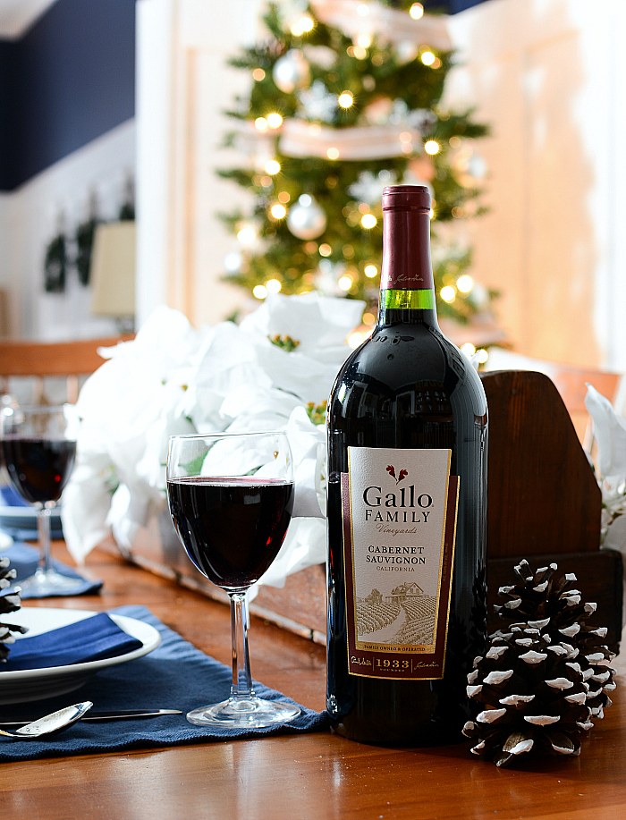Cabernet Sauvignon for holidays
