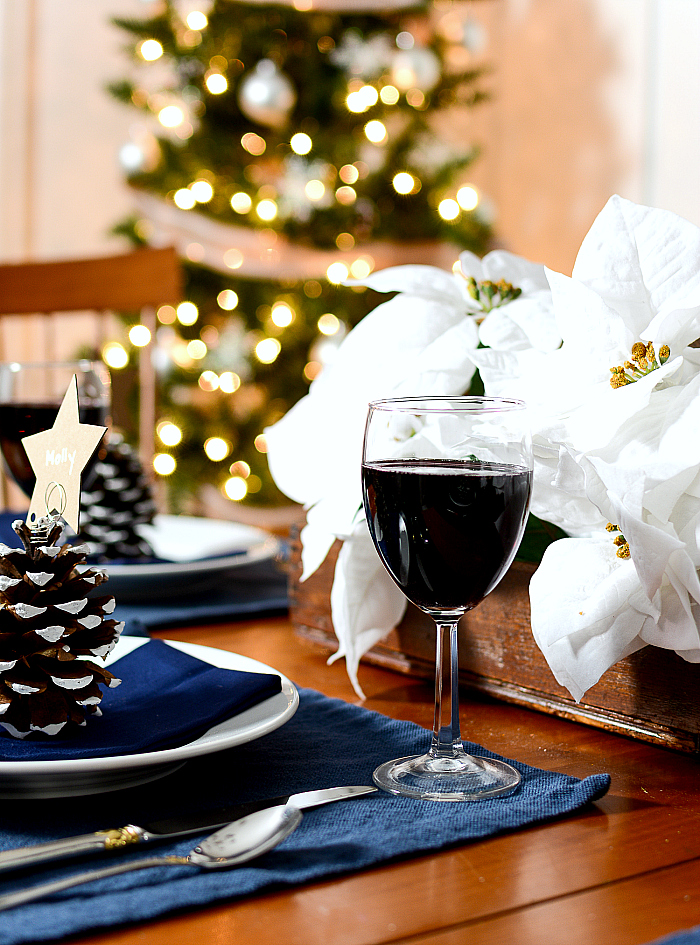 Easy Holiday Table Setting Ideas
