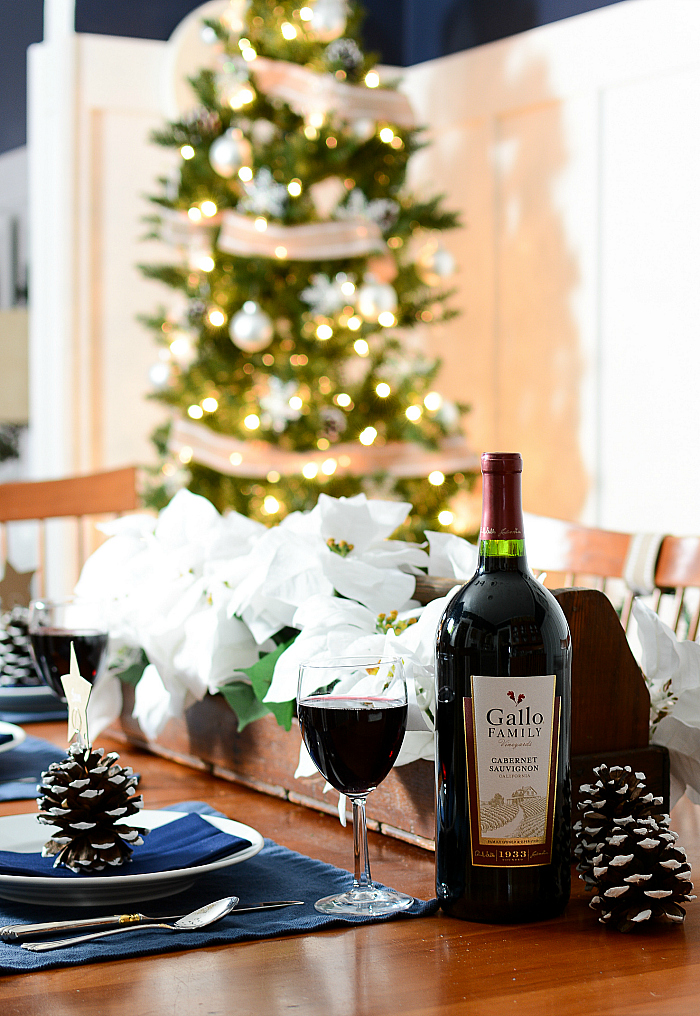 Table Setting Ideas for Christmas