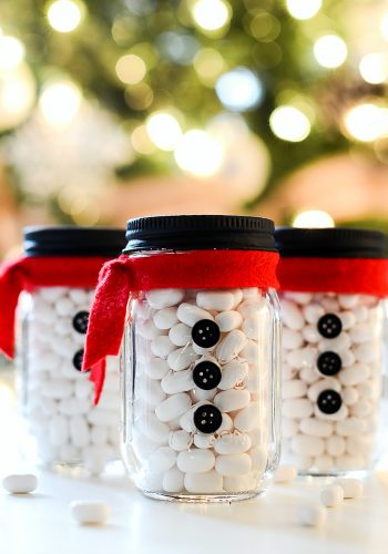 Stocking Stuffer Ideas with Mason Jars