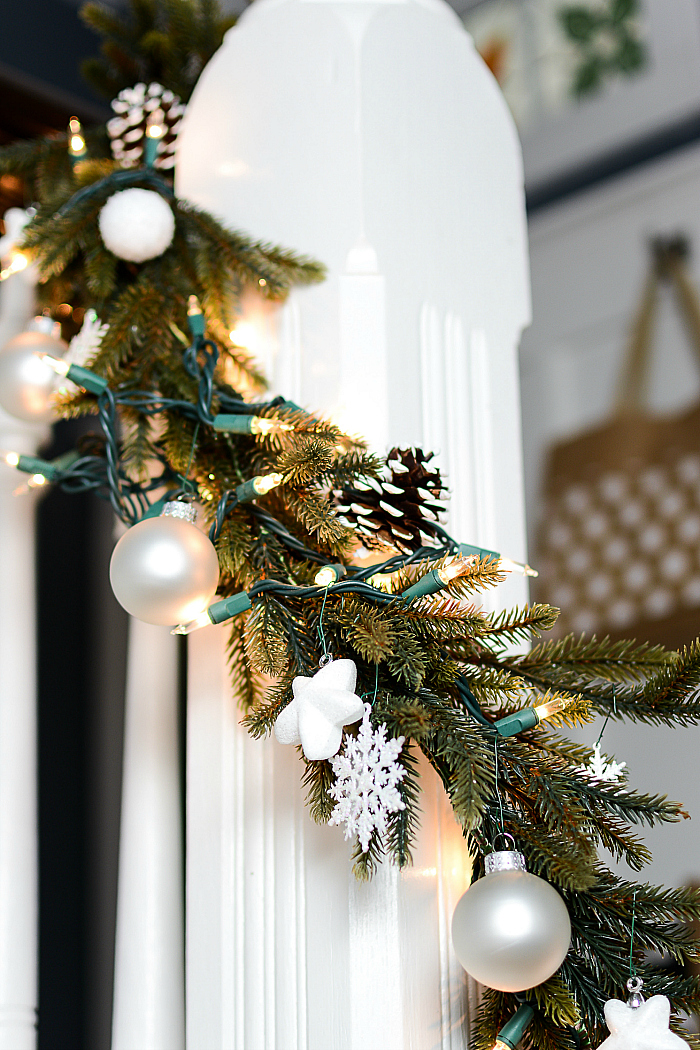 Holiday Home Tour with Neutral Christmas Decor