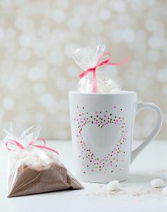 Valentine Day Gift Idea – Heart Mug