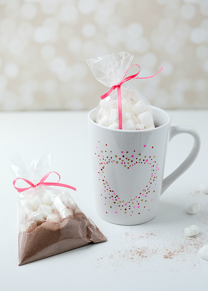 Valentine Day Gift Idea - Heart Mug