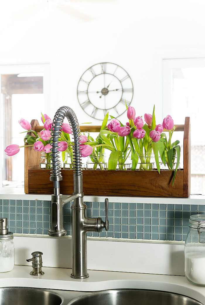 Spring Decorating Ideas: Spring Decorating Ideas With Pink