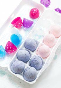 Bath Bomb Easter Egg DIY