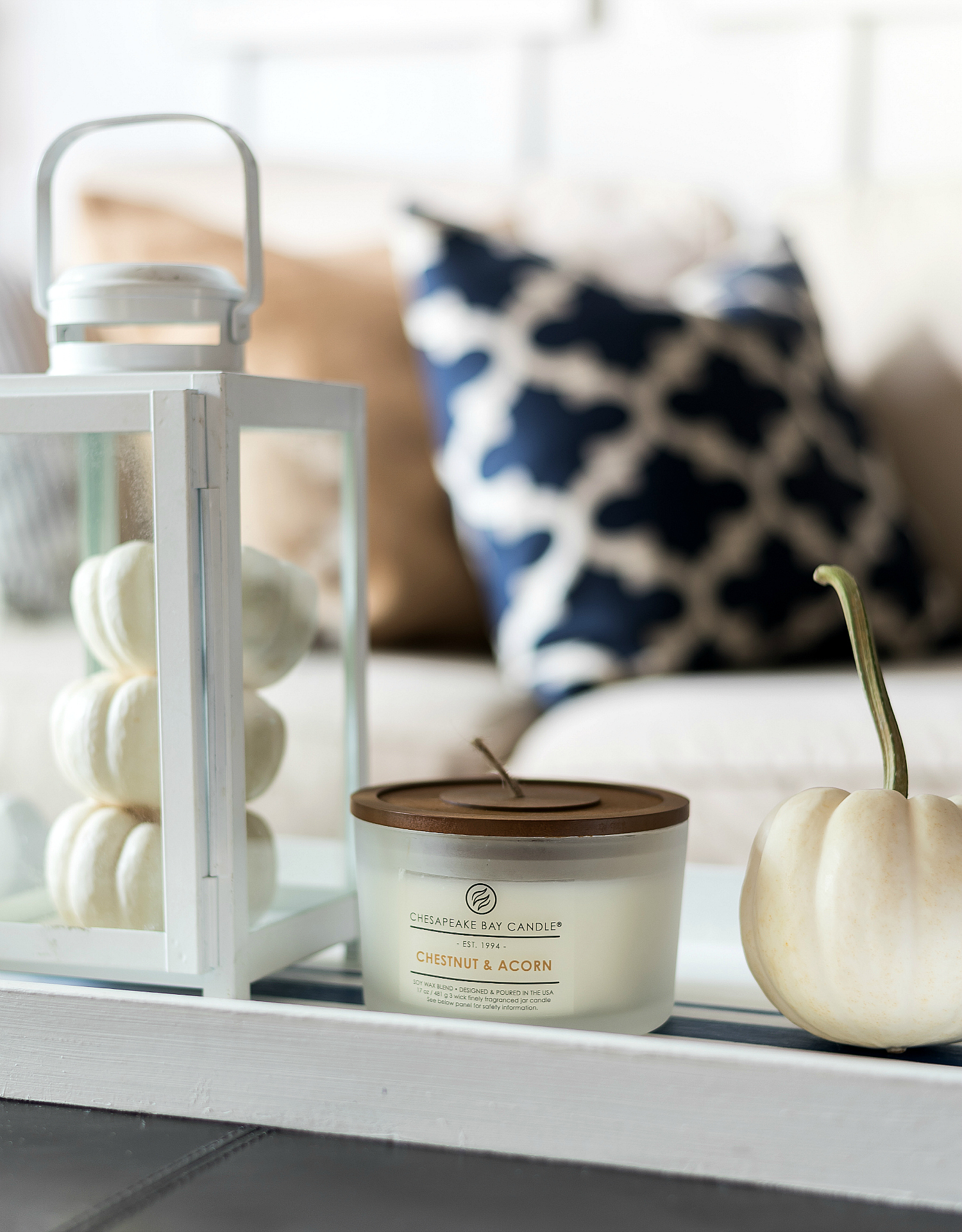 Fall Candle from from Chesapeake Bay Candle Heritage Collection Fall 2017