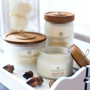 Falling for Fall Candles