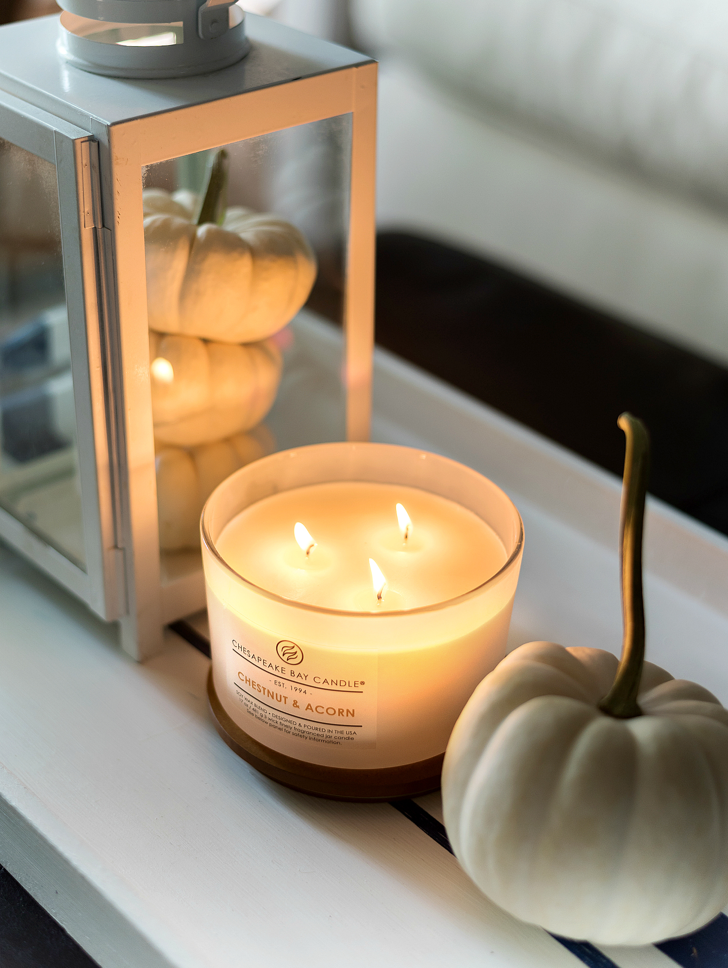 Chesapeake Bay Candle Heritage Collection Fall 2017