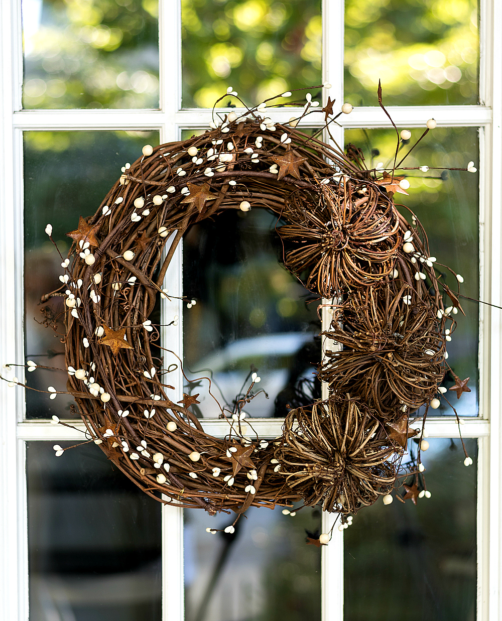Grapevine Wreath DIY for Fall