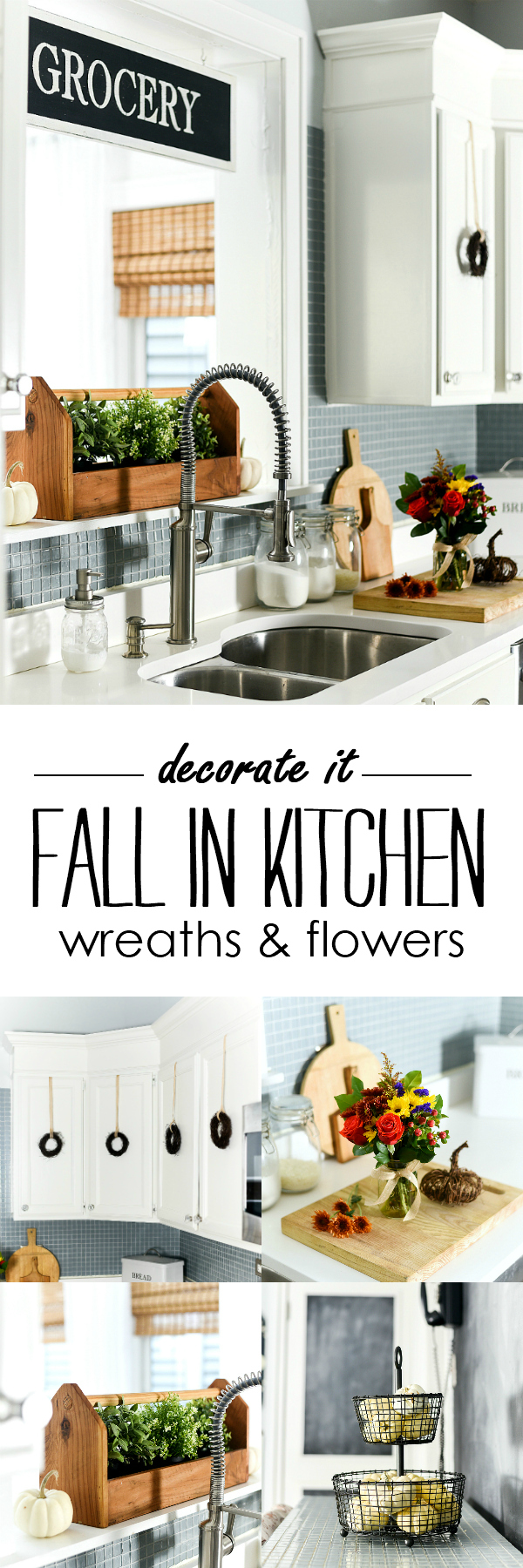 Fall in Kitchen - Fall Decor in Kitchen Ideas