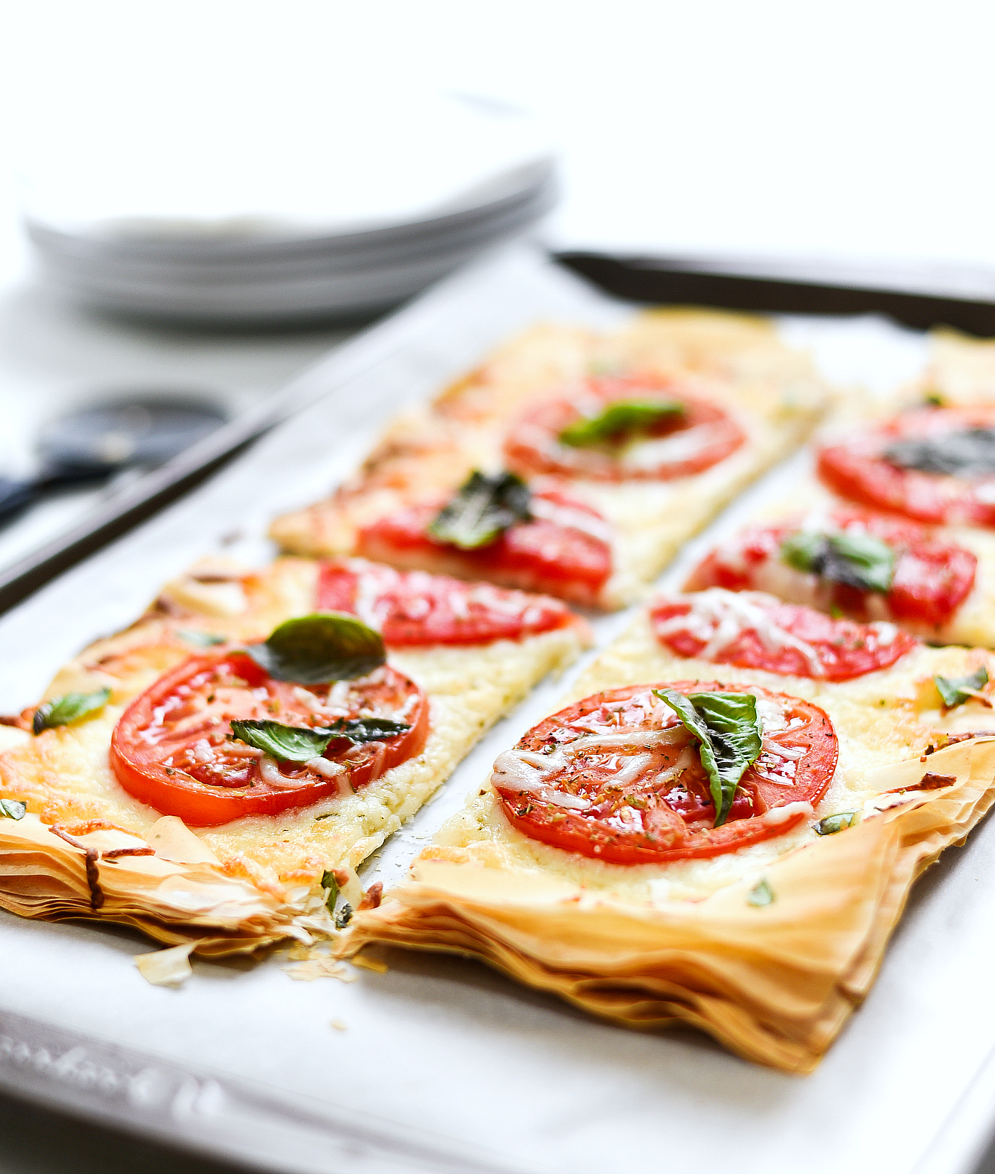 Weight Watchers Phyllo Dough Recipe - Fillo Dough Pizza