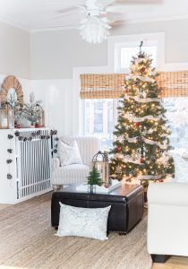 Christmas Home Tour: Living Room