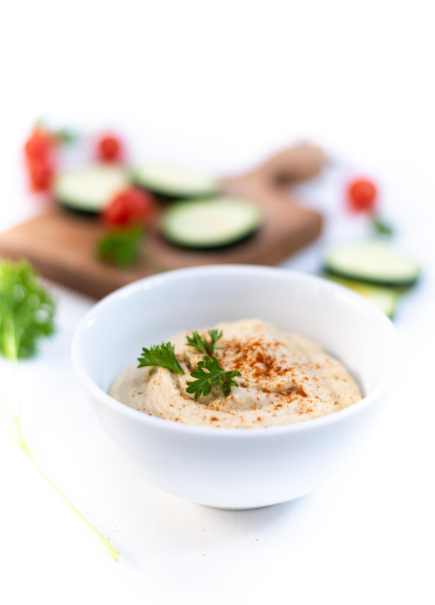 Hummus Recipe. Best Ever.