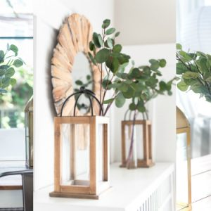 Decorating with Eucalyptus Year-Round