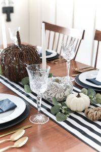 Thanksgiving Dining Room
