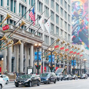 Christmas in Chicago's Loop