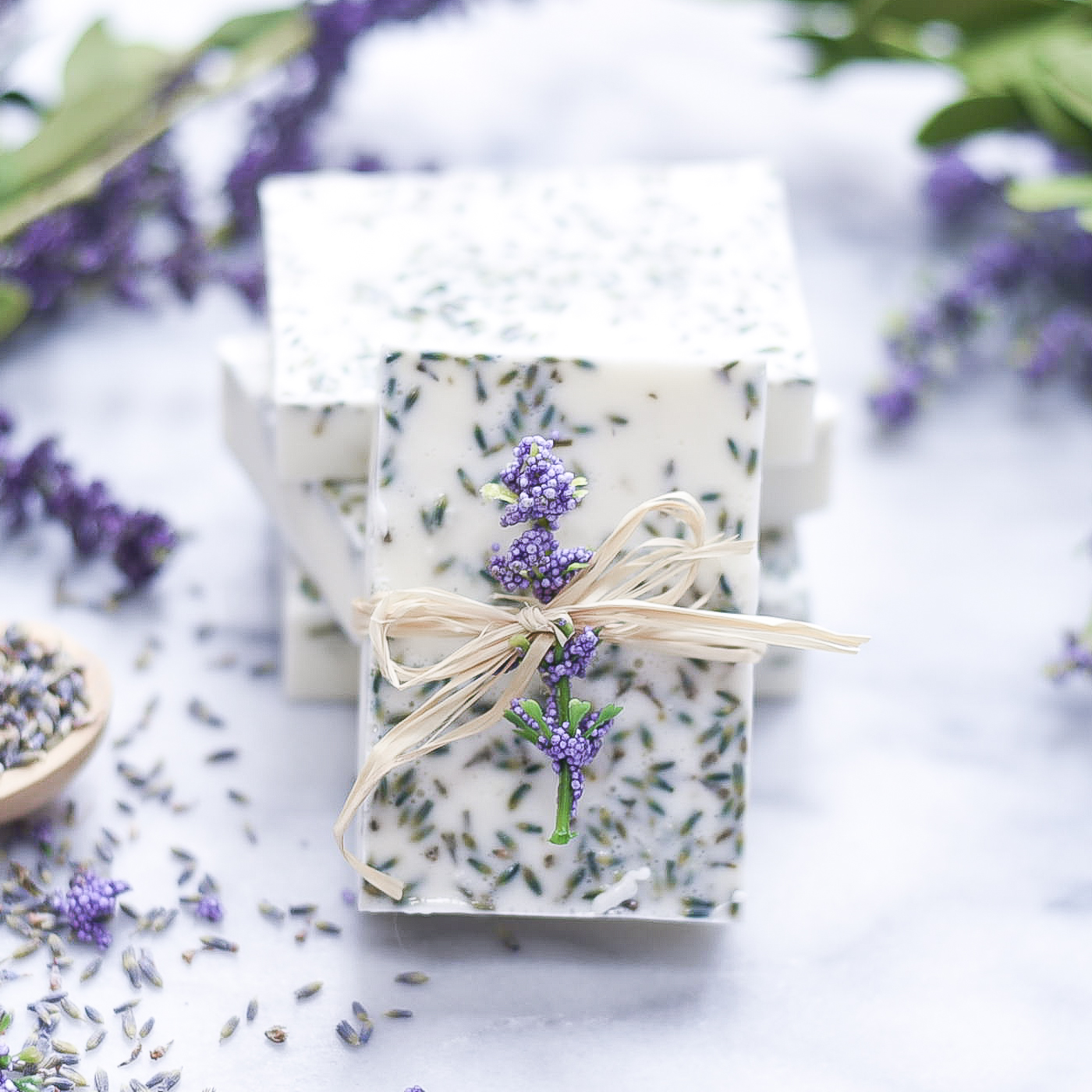 Lavender Soap Diy Recipe It All Started With Paint