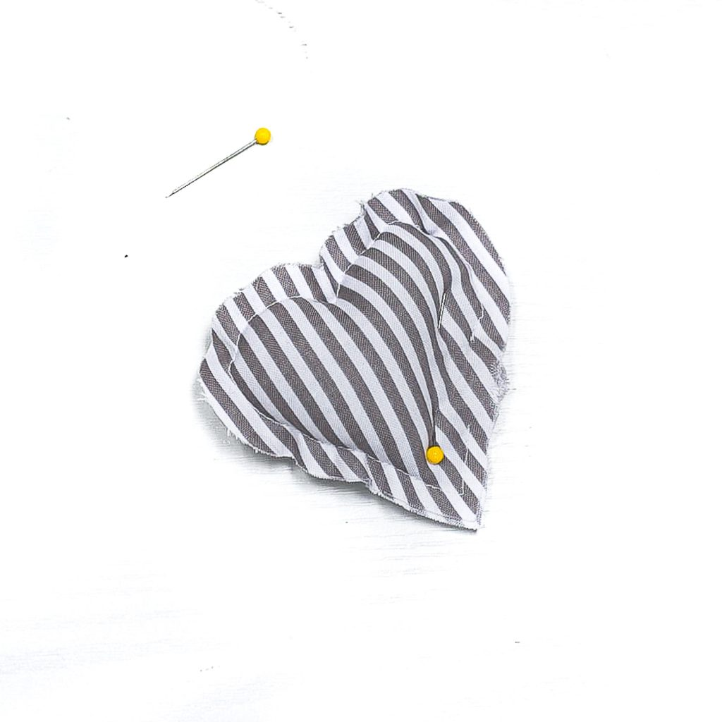 Fabric Stuffed Hearts. Neutral Valentine Decor. How To Make Stuffed Hearts. How to Make Fabric Stuffed Hearts. Sewing Stuffed Hearts Tutorial. Neutral Valentine's Day Crafts and Decor. Fabric Valentine's Craft Ideas. Hearts on Sticks. Stuffed Hearts on Sticks.