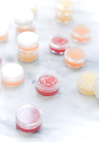 Homemade Lip Gloss with Jello
